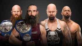 SmackDown Tag Team Champions The Bludgeon Brothers vs Luke Gallows & Karl Anderson