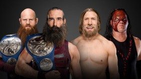 SmackDown Tag Team Champions The Bludgeon Brothers vs Team Hell No