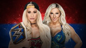 SmackDown Women's Champion Carmella vs Charlotte Flair