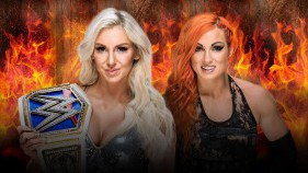 SmackDown Women's Champion Charlotte Flair vs Becky Lynch