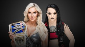 SmackDown Women's Champion Charlotte Flair vs Ruby Riott
