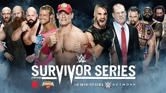 Team Cena vs Team Authority