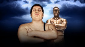 Affiche du The 3rd annual Andre the Giant Memorial Battle Royal à WrestleMania 32