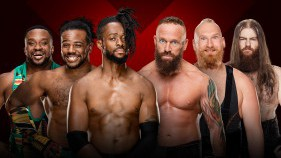 The New Day vs. SAnitY (Tables Match)