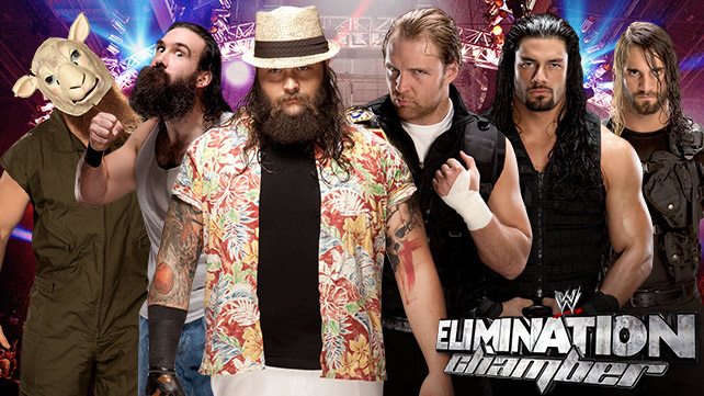 The Shield vs The Wyatt Family