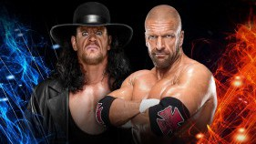 The Undertaker vs Triple H