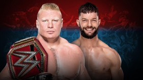Universal Champion Brock Lesnar vs Finn Bálor