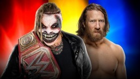 "Universal Champion ""The Fiend"" Bray Wyatt vs. Daniel Bryan"