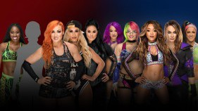 Women's 5-on-5 Traditional Survivor Series Elimination Match