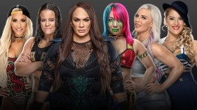 Affiche du Women's Money in the Bank Ladder Match à Money In The Bank 2020