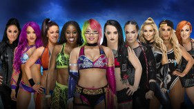 Women's Royal Rumble Match 2018