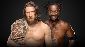 WWE Champion Daniel Bryan vs Kofi Kingston