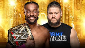 WWE Champion Kofi Kingston vs Kevin Owens