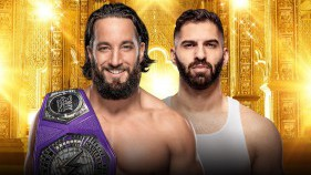 WWE Cruiserweight Champion Tony Nese vs Ariya Daivari