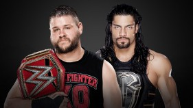WWE Universal Champion Kevin Owens vs Roman Reigns