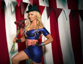 Charlotte Flair au cirque