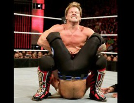 Chris Jericho porte son Walls of Jericho sur AJ Styles