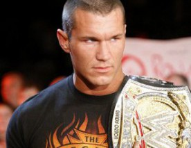 Randy Orton WWE Champion avec The Legacy