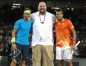 The Big Show au tennis