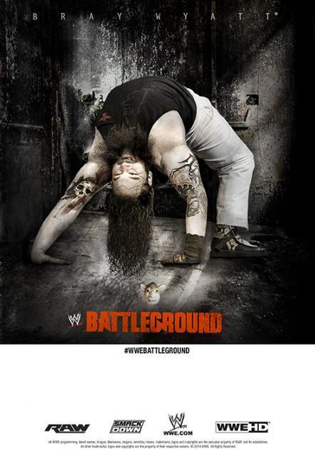 Battleground 2014 poster