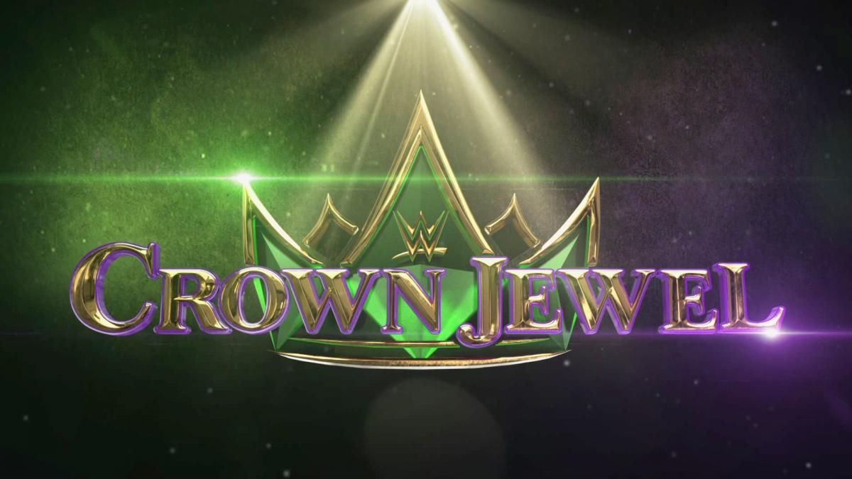 Crown Jewel 2019 poster