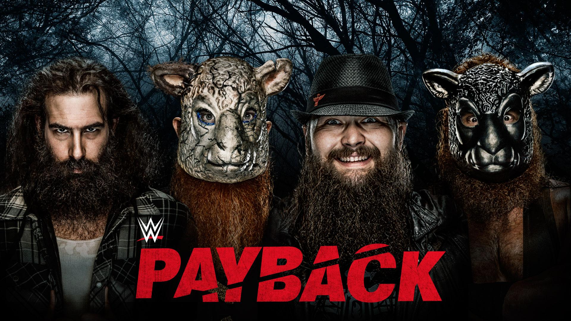 wwe payback 2016 shows paris catch. Black Bedroom Furniture Sets. Home Design Ideas