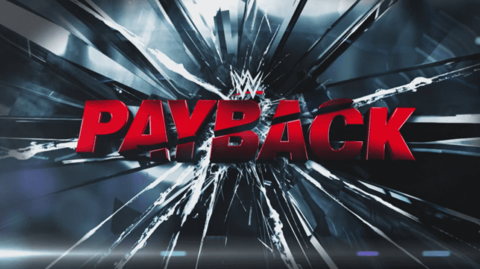 Payback 2020 poster