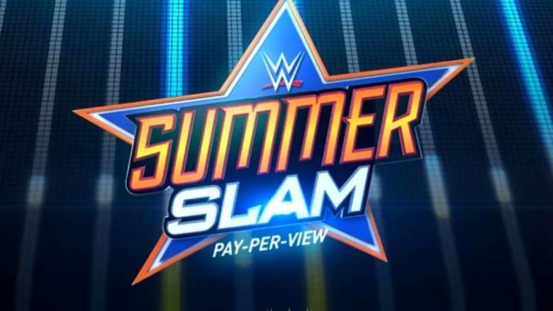 SummerSlam 2020 poster