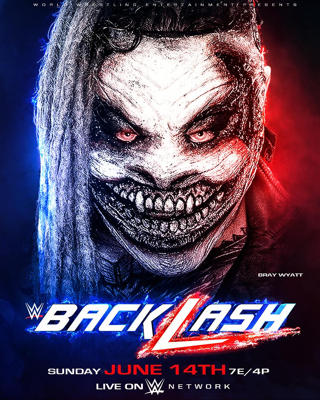 WWE Backlash 2020 poster