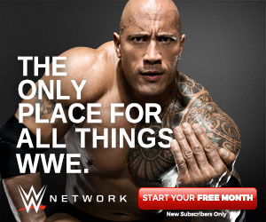 WWE Network - The Rock